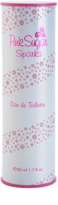 Aquolina Pink Sugar Sparks eau de toilette para mujer 4
