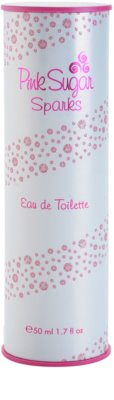 Aquolina Pink Sugar Sparks туалетна вода для жінок 4