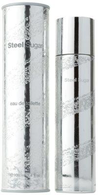 Aquolina Steel Sugar eau de toilette férfiaknak