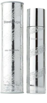 Aquolina Steel Sugar eau de toilette para hombre