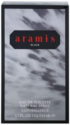 Aramis Aramis Black woda toaletowa dla mężczyzn 1