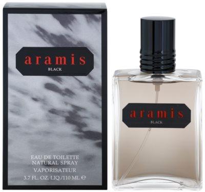 Aramis Aramis Black woda toaletowa dla mężczyzn