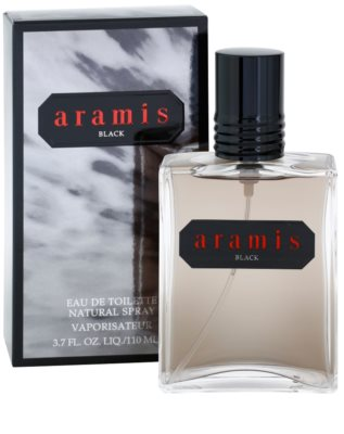 Aramis Aramis Black woda toaletowa dla mężczyzn 2
