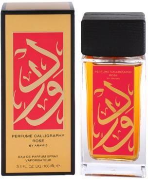 Aramis Perfume Calligraphy Rose парфюмна вода унисекс