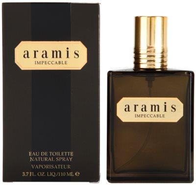Aramis Impeccable eau de toilette férfiaknak