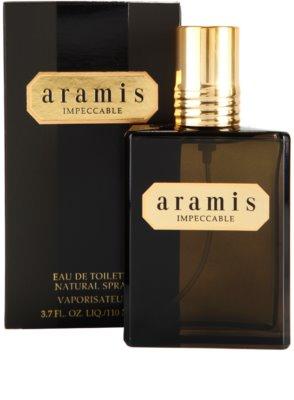 Aramis Impeccable eau de toilette férfiaknak 1