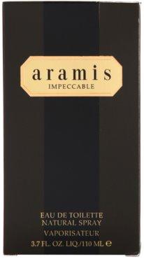 Aramis Impeccable eau de toilette férfiaknak 4