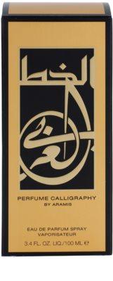 Aramis Perfume Calligraphy eau de parfum unisex 4
