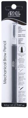 Ardell Brows механичен молив за вежди с четка 2 в 1 2