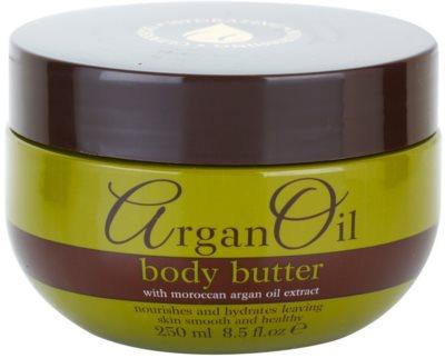 Argan Oil Hydrating Nourishing Cleansing Körperbutter mit Arganöl