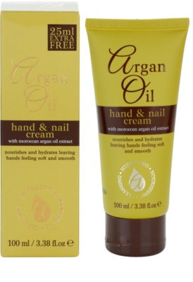 Argan Oil Hydrating Nourishing Cleansing Hand & Nail Cream With Argan Oil 1