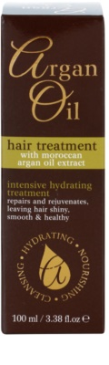 Argan Oil Hydrating Nourishing Cleansing crema intens hidratanta cu ulei de argan 4