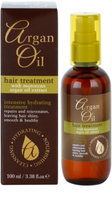 Argan Oil Hydrating Nourishing Cleansing crema intens hidratanta cu ulei de argan 2
