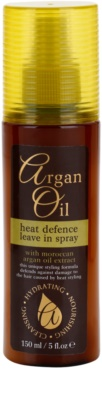 Argan Oil Hydrating Nourishing Cleansing spray pentru modelarea termica a parului