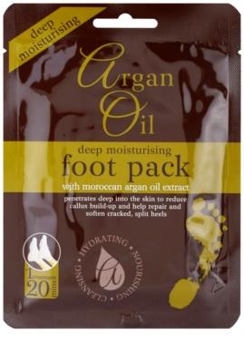 Argan Oil Pack hidratáló zokni