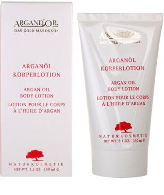 Argand'Or Care Körpermilch mit Arganöl 2
