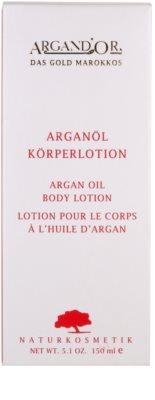 Argand'Or Care Körpermilch mit Arganöl 3