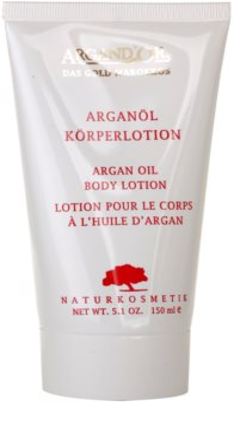 Argand'Or Care leche corporal con aceite de argán