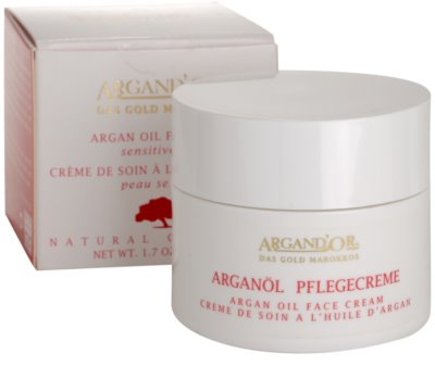 Argand'Or Care Hautcreme mit Arganöl 2