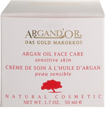 Argand'Or Care Hautcreme mit Arganöl 4