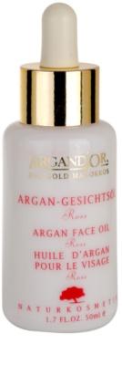 Argand'Or Care óleo de argan com teor de óleo essencial de rosa