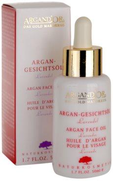 Argand'Or Care Arganöl enthält ätherisches Lavendelöl 1
