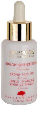Argand'Or Care óleo de argan com teor de óleo essencial de lavanda