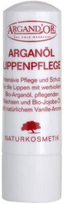 Argand'Or Care Lippenstift mit Arganöl