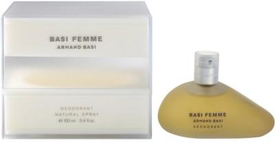 Armand Basi Basi Femme desodorizante vaporizador para mulheres