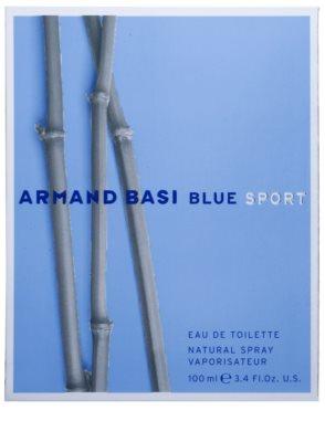 Armand Basi Blue Sport toaletní voda pro muže 4