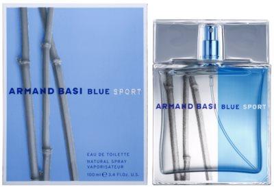 Armand Basi Blue Sport Eau de Toilette für Herren