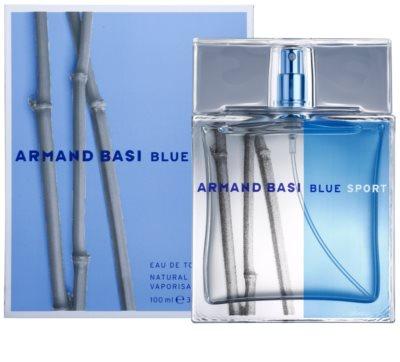 Armand Basi Blue Sport toaletní voda pro muže 1