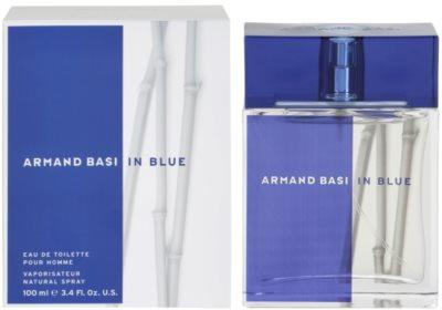 Armand Basi In Blue Eau de Toilette para homens