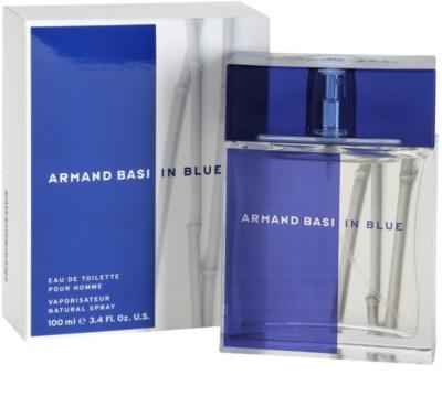 Armand Basi In Blue toaletní voda pro muže 1