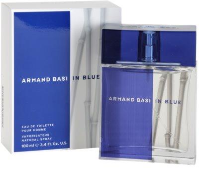 Armand Basi In Blue eau de toilette férfiaknak 1