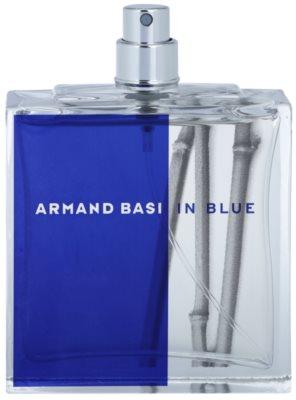 Armand Basi In Blue тоалетна вода тестер за мъже