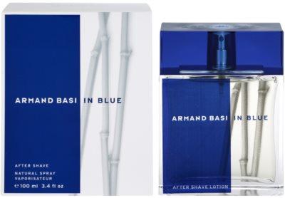 Armand Basi In Blue borotválkozás utáni arcvíz férfiaknak