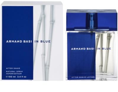 Armand Basi In Blue loción after shave para hombre