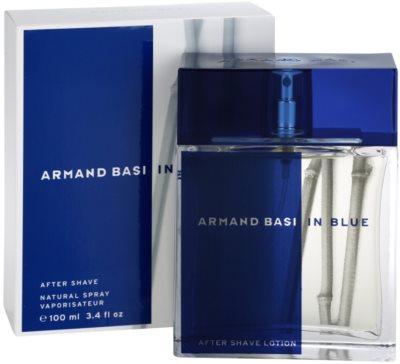 Armand Basi In Blue borotválkozás utáni arcvíz férfiaknak 1