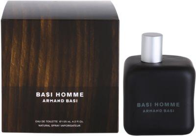 Armand Basi Basi Homme Eau de Toilette für Herren