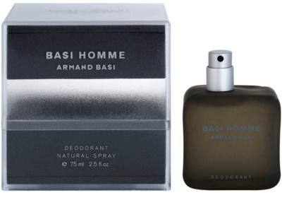 Armand Basi Basi Homme desodorante con pulverizador para hombre