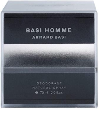Armand Basi Basi Homme desodorante con pulverizador para hombre 3
