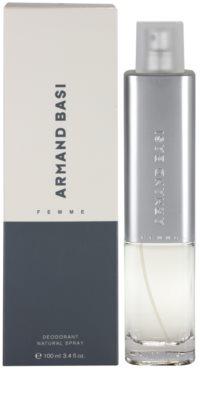 Armand Basi Femme desodorante con pulverizador para mujer