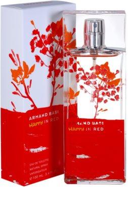 Armand Basi Happy In Red Eau de Toilette for Women 1