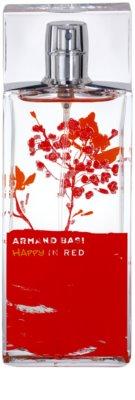 Armand Basi Happy In Red Eau de Toilette for Women 2
