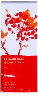 Armand Basi Happy In Red Eau de Toilette for Women 4