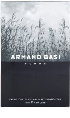 Armand Basi Homme Eau de Toilette para homens 4