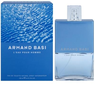 Armand Basi L'Eau Pour Homme Eau de Toilette para homens