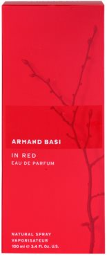 Armand Basi In Red Eau de Parfum für Damen 4