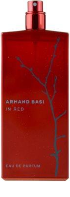 Armand Basi In Red parfémovaná voda tester pro ženy